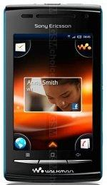 The photo gallery of Sony Ericsson W8 Walkman