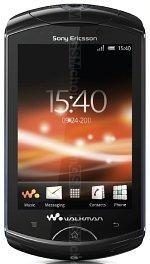 The photo gallery of Sony Ericsson WT18i