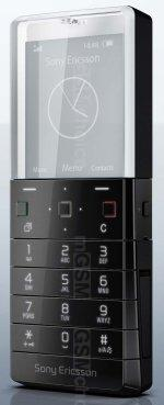 The photo gallery of Sony Ericsson Xperia Pureness
