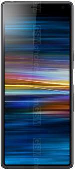 Galeria de fotos do telemóvel Sony Xperia 10