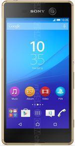 相冊 Sony Xperia M5