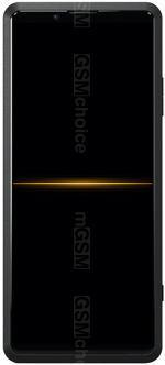 Galeria de fotos do telemóvel Sony Xperia PRO