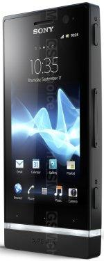 Sony Xperia U ST25i, ST25a technical specifications