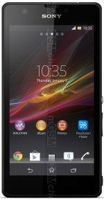 Baixar firmware Sony Xperia ZR LTE. Atualizando para o Android 8, 7.1