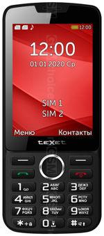 Galeria de fotos do telemóvel teXet TM-308