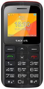 Galería de imágenes de teXet TM-B323