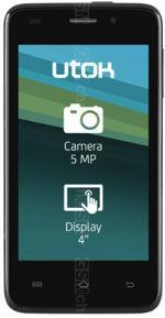 Baixar firmware Utok D40 XS. Atualizando para o Android 8, 7.1