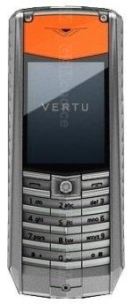The photo gallery of VERTU Ascent 2010