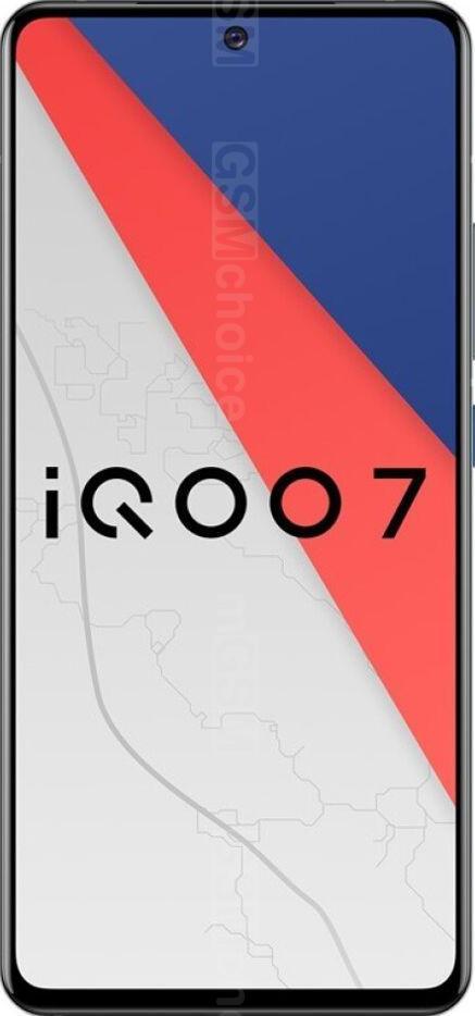 Vivo iQOO 7 Legend