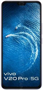 Galerie photo du mobile Vivo V20 Pro