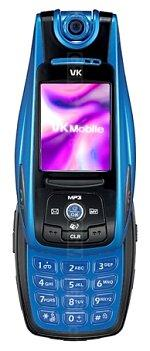 The photo gallery of VK Mobile 4100