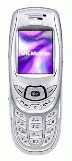 The photo gallery of VK Mobile 700