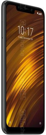 The photo gallery of Xiaomi Pocophone F1