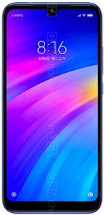 The photo gallery of Xiaomi Redmi 7