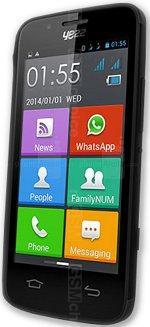 Télécharger firmware Yezz Andy AZ4.5. Comment mise a jour android 8, 7.1