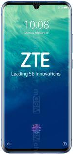 The photo gallery of ZTE Axon 10 Pro 5G