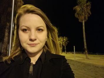 Sample selfies