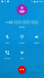Dialer, Dual-SIM-Modus und Anrufe