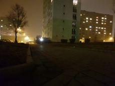 Fotos nocturnas con varios ajustes