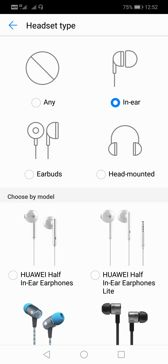 Huawei Histen | FM radio