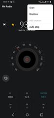 Music player | FM radio