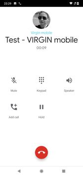 Dual SIM options | Voice calls