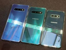 Galaxy S10 Familie
