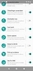 Moto additions, gestures, Dolby Audio