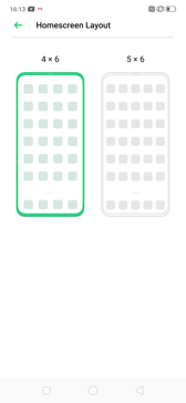 Desktop, tray and main display options