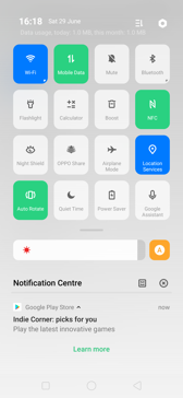 Enhanced notifications and shortcuts panel and last used apps