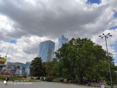Wide angle, main lens and lossless zoom