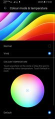 Personalizing the interface | Display settings