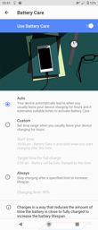 Battery benchmarks | Battery usage and power management settings