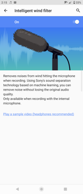 Music player | Sound settings | Dolby Atmos