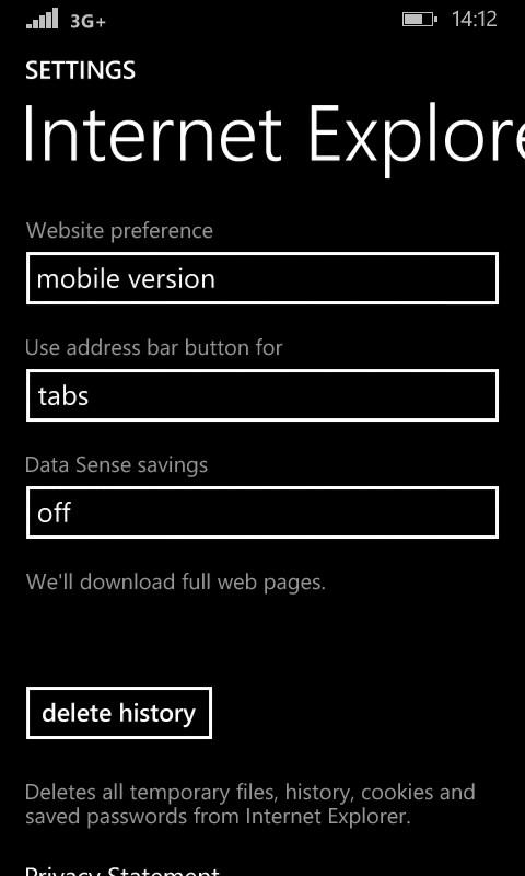 Nokia Lumia 530 tests: Tuiles d'entrée de gamme :: GSMchoice com